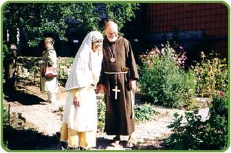 Mönche Und Nonnen Heute